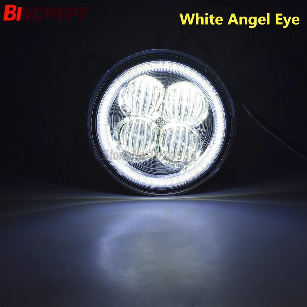 FITS PEUGEOT 407 SW 2006-ON SET H11 HALOGEN  SUPER WHITE  LIGHT BULBS