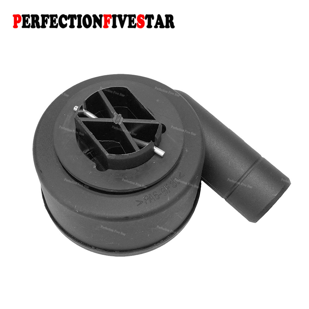 06A103465 For VW Jetta 1999 2000 2001 Golf Beetle 1998-2000 2.0L Crankcase Vent Valve Engine Breather Pressure
