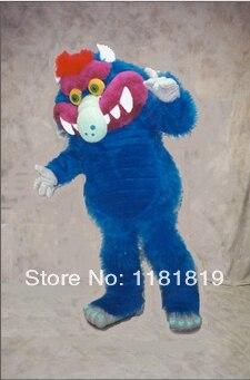 Mascotte monstre mascotte costume personnalisé anime cosplay kits mascotte thème déguisement carnaval costume