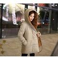 Теплый Зимой Материнства Пальто Куртки Одежды Для Беременных Одежда для Беременных Материнства Пуховик Девушку Верхняя Одежда Парки