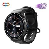 696 Новинка I8 4G Android Смарт часы мужские спортивные wifi gps сердечного ритма sim карты 2MP фитнес трекер Bluetooth 4,0 для Android/IOS часы