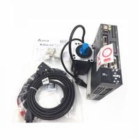 Delta Servo System CNC 200W AC Servo Motor+Drive kits 220V 0.64NM 3000r/min 60mm with 3M Cable ECMA C10602RS+ASD A2 0221 L