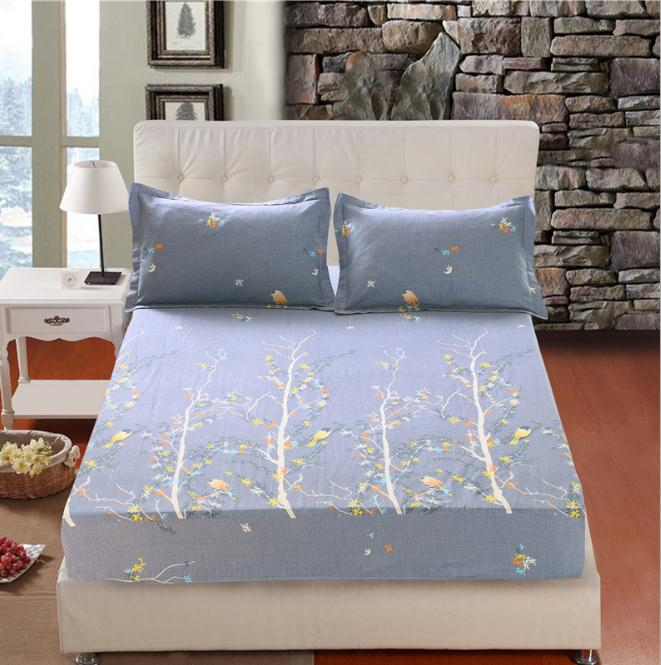 Cotton 1pcs Mattress Cover /Mattress Protector Cover For ...