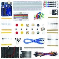 Raspberry Pi 3 Super Starter Learning Kit Starter Kit For Arduino UNO R3 Basics Broad Robot