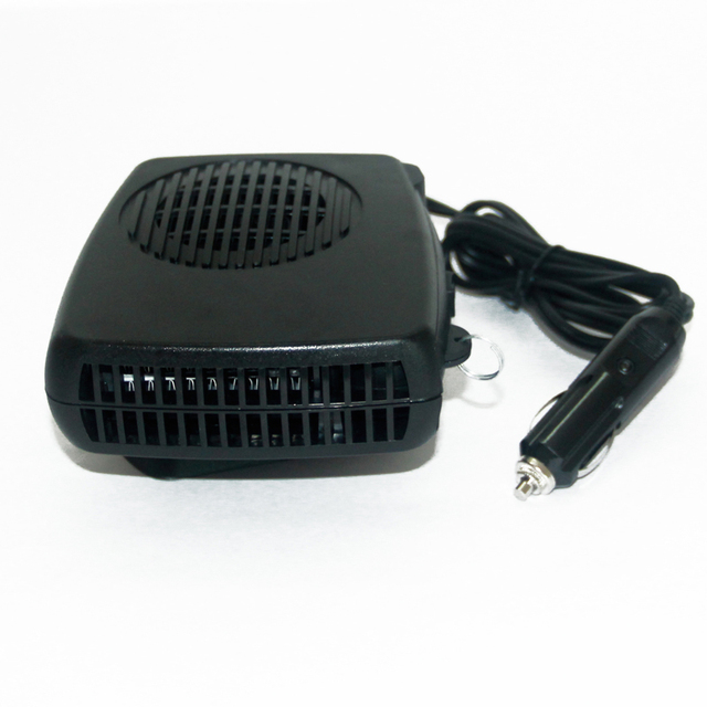 Auto Fan for bmw f30 f10 f20 e36 Car Vehicle 2 in 1 12V 200W Dryer Heating Heater Cooler Fan Demister Defroster calefactor