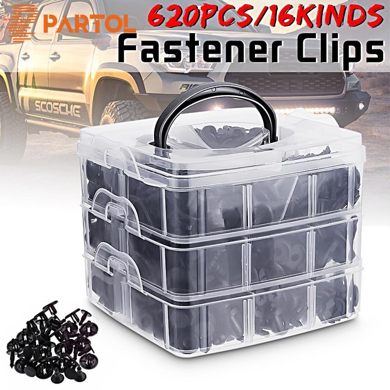 100Pcs Nylon Fastener Rivet Retainer OEM Clips Door Panel Volkswagen 823-867-299