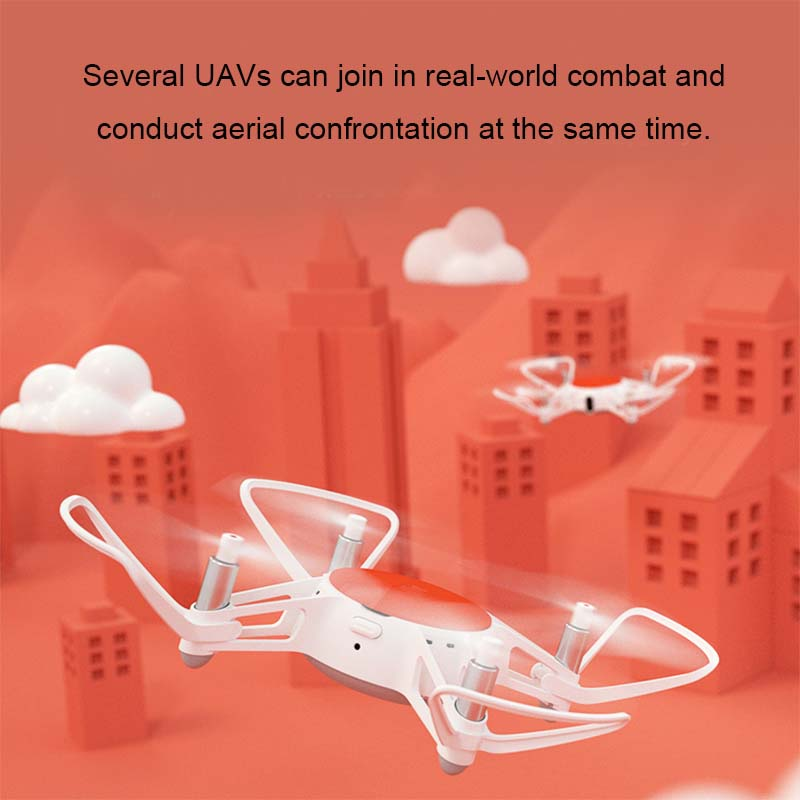 Image 3 - Xiaomi Drone HD camera Video recording Multiple Infrared Operations  Multi function Mini UAV-in RC Helicopters from Toys & Hobbies