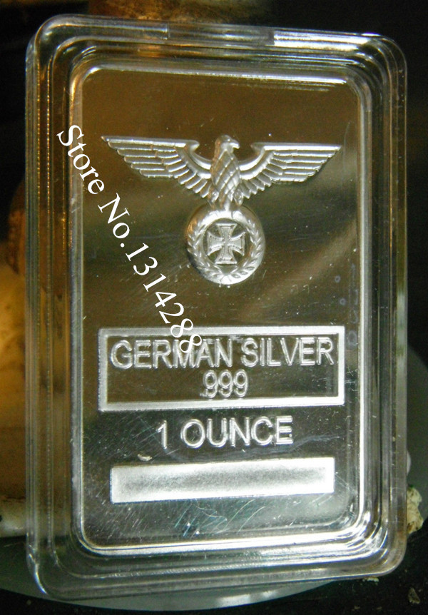 Online Buy Wholesale Silver Bullion Bar From China Silver