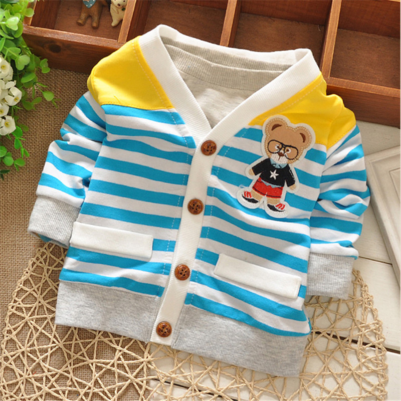 New-Autumn-spring-Boys-Girls-outwear-sweaters-cartoon-bear-Baby-Cardigan-Sweater-Knit-Children-Clothing-3
