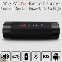 JAKCOM OS2 powerbank Inteligente Falante Ao Ar Livre venda Quente em Alto-falantes como altifalante mi ni mi pc