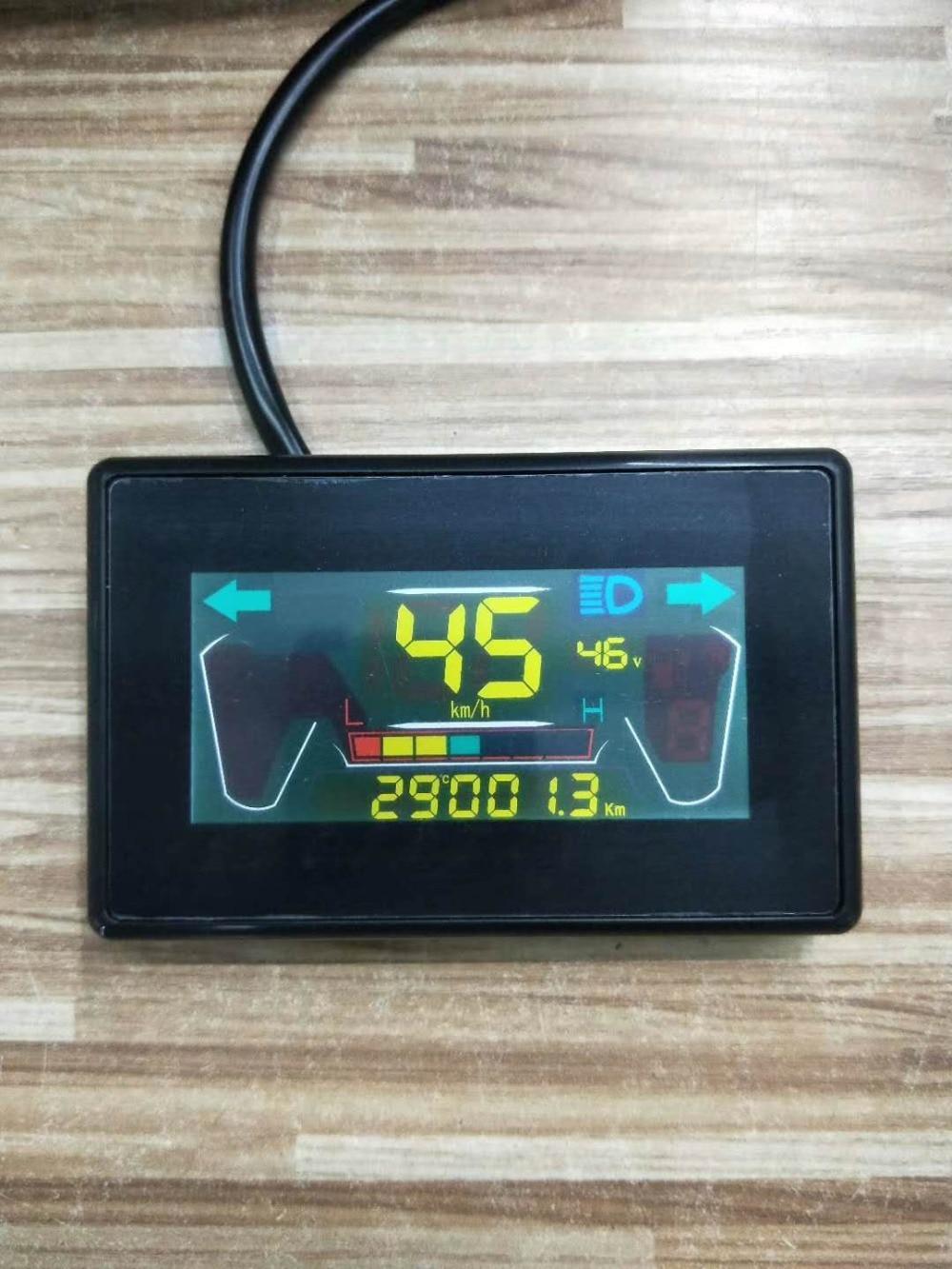 lithium battery bike display _2018122882