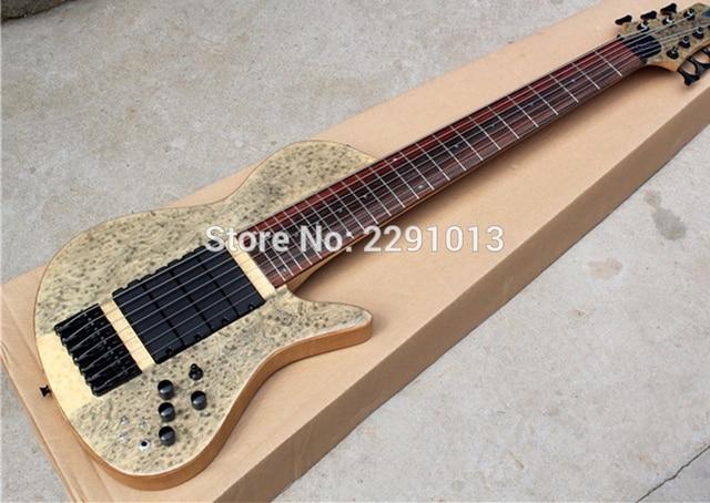 Custom Shop New Arrival 7 Strings Bass Guitar Top Quality Guitar