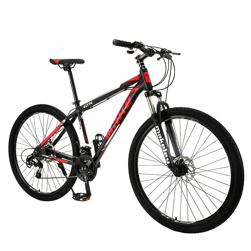 "HTB1rgNSJzTpK1RjSZKPq6y3UpXaq Mountain Bike MAKE 26""/27.5""/29"" 24 Speed Disc Brakes Aluminium Frame"