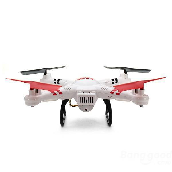 5.8G Hz V686K FPV Quadcopter with Camera Headless Mode 2.4G 4CH 6-Axle Gyro RC Drone WIFI UFO RTF F16753/4 Drone Toy gifts