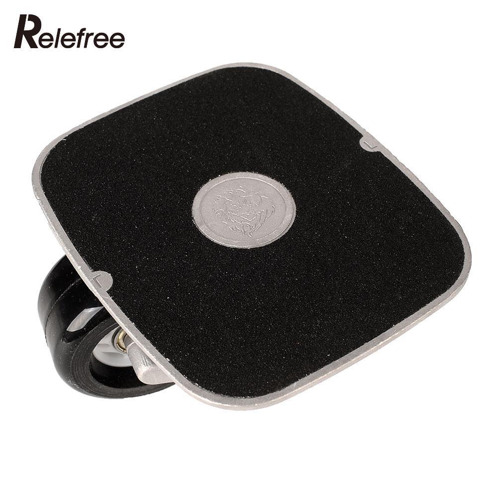 1 paire planche de dérive Portable pour Freeline Roller Road Driftboard patins anti-dérapant planche à roulettes sport - 2