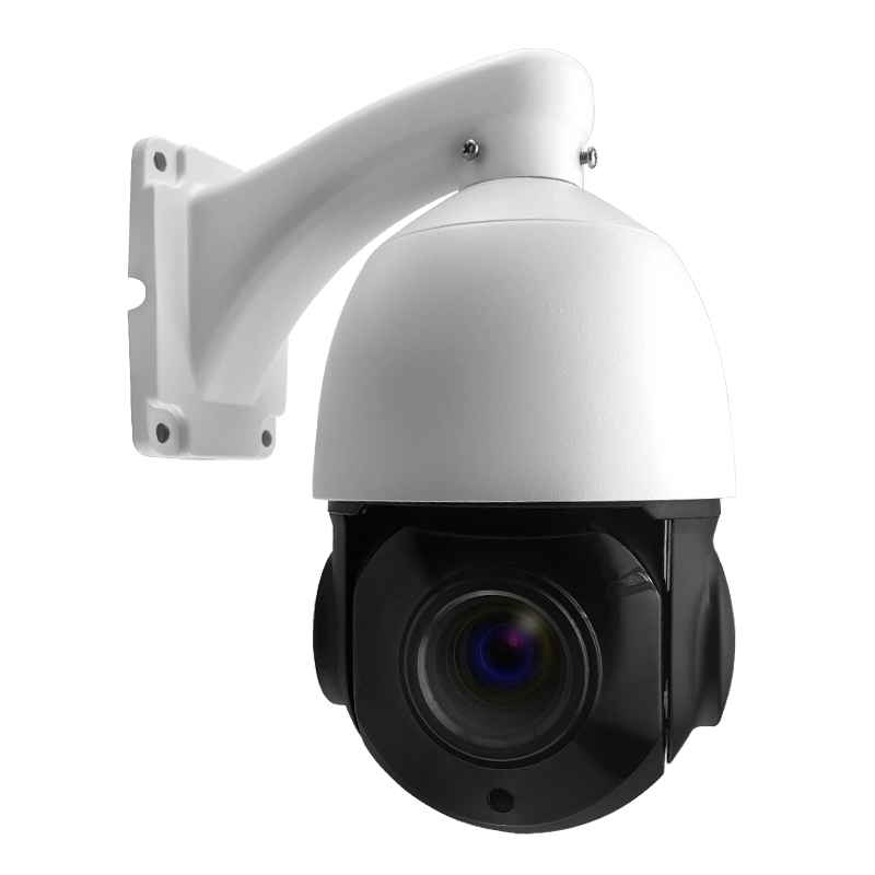 Network PTL HD 4 0MP IP Monitor CCTV Camera Zoom IR font b Outdoor b font