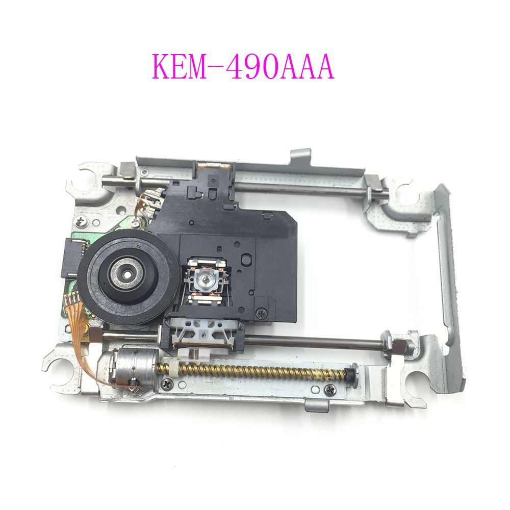 US $13 09 10% OFF|For PS4 Replacement KEM 490AAA Laser Lens With Deck for  Sony PS4 Blu Ray DVD Drive-in Replacement Parts & Accessories from Consumer