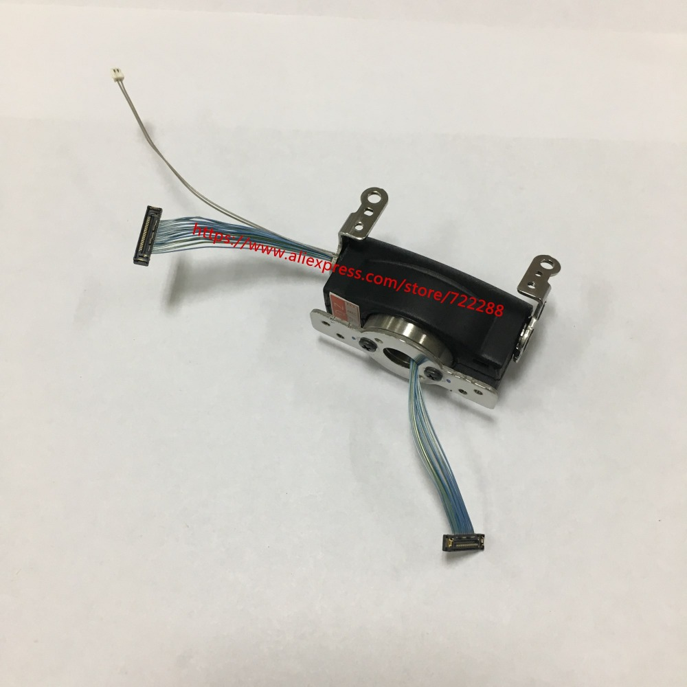 Repair Parts For Sony HXR NX100 LCD Screen Rotating Connection Shaft Hinge Flex Cable