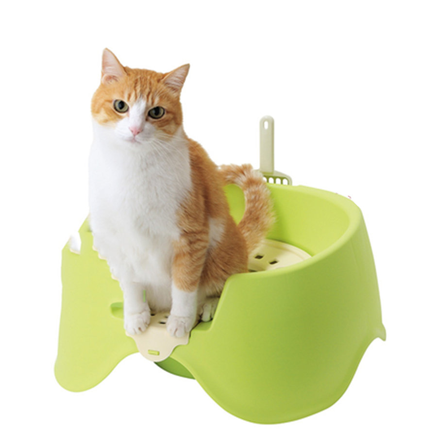 comfortable litter tray for cats. Black Bedroom Furniture Sets. Home Design Ideas