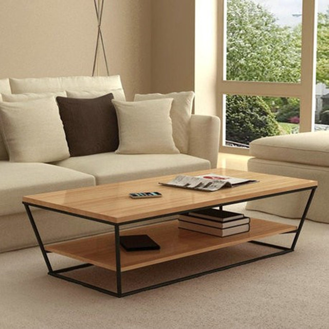 Aliexpress Com Trader Retro Modern Minimalist Personality. Shadow Minimalist  Coffee Table Below Combination Themes ...