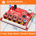 USB ЧПУ 4-осевой Шаговый Motor Control Board, используется для DIY Лазерная Гравировка Машина Материнская Плата