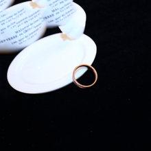 Комплект морских ракушек с кристаллами стиль кольцо розовое