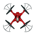 X300-2CW 2.4GHz Remote Control Helicopter  6 Axis Gyro Quadcopter 4 Channels USB Plug  LED Light Brush Motor Dron