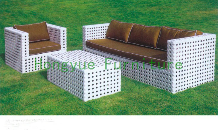 Outdoor rattan sofa set furniture,living room furniture