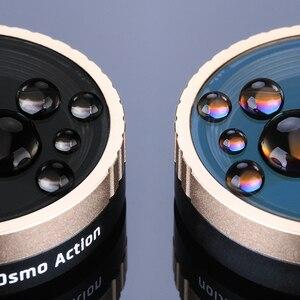 Image 2 - Ulanzi CPL Filtro de lente para Dji Osmo Action ND8 ND16 ND32 ND64 Filtro de lente de cámara accesorios de Cámara de Acción