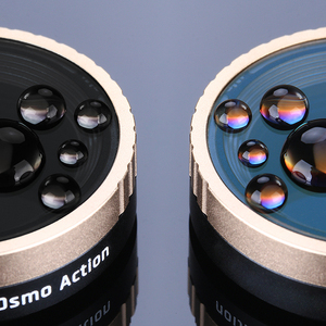 Image 2 - Ulanzi CPL Objektiv Filter für Dji Osmo Action ND8 ND16 ND32 ND64 Kamera Objektiv Filter Action Kamera Zubehör
