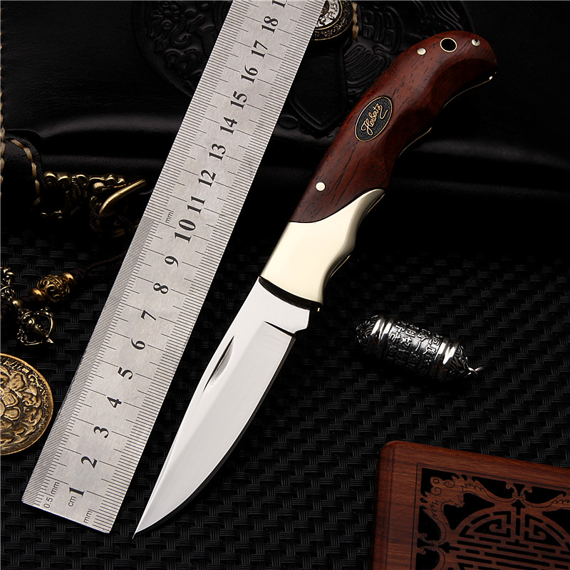 2018 New Free Shipping Self-defense Wilderness Fixed Tactical Hunting Knife Survival High Hardness Outdoor Folding Fruit Knives 2017 new free shipping fixed tactical outdoor army knives self defense high hardness survival camping hunting knife black gold