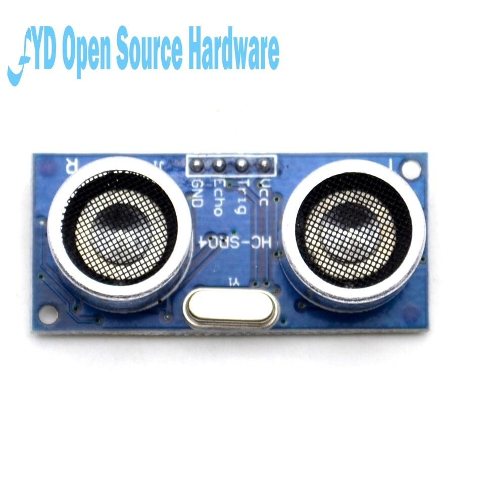 5 teile/los HC-SR04 ultraschall bis hin modul smart auto ultraschall sensor modul