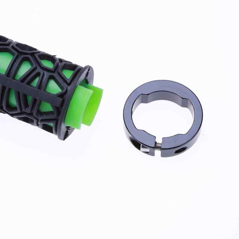 22 مللي متر القطر الدراجة الدراجات المطاط قفل على المقود Ultraight MTB دراجة المضادة للانزلاق اليد حاملي الطريق