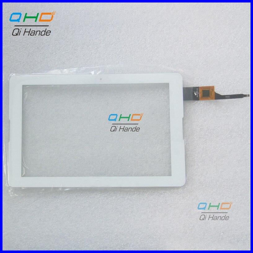 Blanc/Noir Nouveau 10.1 pouces PINGBO PB101A2657-R2 ZJX pour Tablette acer PC Capacitif Écran Tactile écran Tactile livraison Gratuite