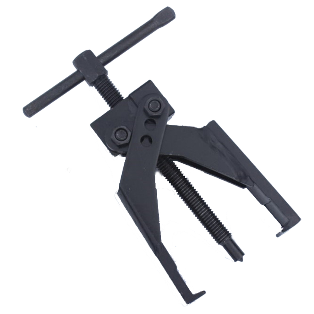 2 Jaw Cross-legged Gear Bearing Puller Remover Hand Tool Removal Kit winmax 6 gear puller 3 jaw set gear pulley bearing puller auto tool