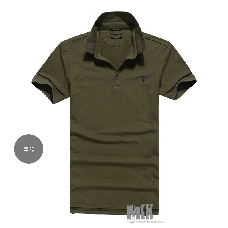TODOS OS tamanho da camisa polo Ocasional Homens marcas camisa pólo ... 6783bdf51af25