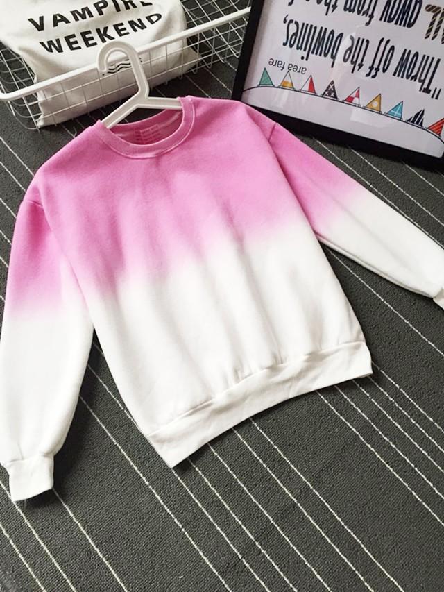 HTB1rgT0LFXXXXXlaXXXq6xXFXXXc - Fleece Gradient Color Sweatshirt Women PTC 209