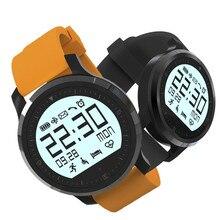 Hochwertigen Smart Uhr F68 Armbanduhr Smartwatch IP67 Wasserdicht Pulsmesser Schrittzähler Colck Uhren Freies Verschiffen