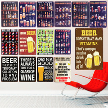 Shabby Chic Coke Metal Tin Sign Vintage Home Decor Plates Iron Bar Cafe Pub Wall Art Decorative Poster Sticker 30x20cm A626