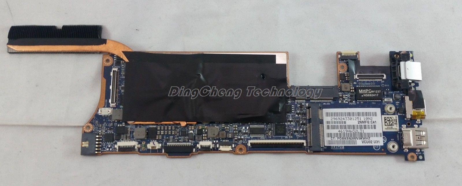 SHELI laptop Motherboard For hp ENVY XT 689957-001 LA-8554P HM76 I5-3317U CPU integrated graphics card 100% tested