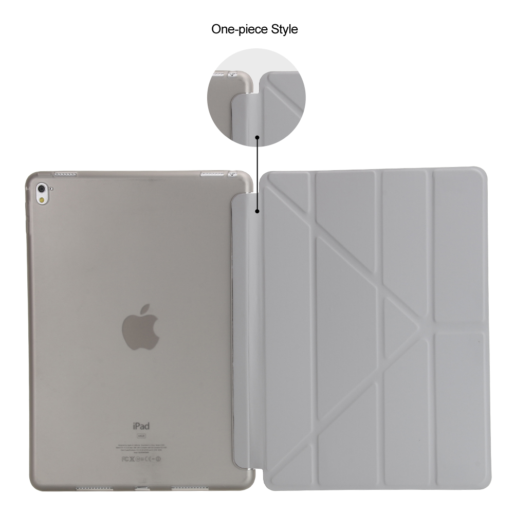 IPad Pro 9.7 Case PU Leather TPU үшін iPad Pro 9.7 A1673 A1674 - Планшеттік керек-жарақтар - фото 2