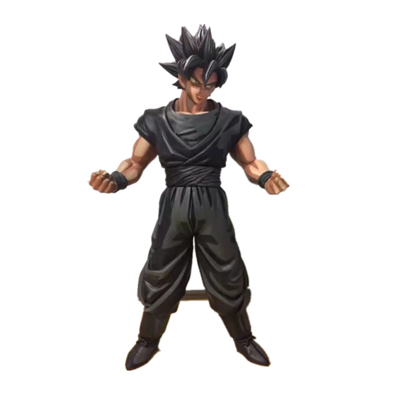 28cm Son Gokong Dragon Ball Z Resolution Of Soldiers ROS Super SaiYan Future Gohan PVC Action Figure Model Toy Figurals [pcmos] anime dragon ball z ros resolution of soldiers awaken son gokou 57 pvc figure 15cm 6in toys collection no box 5932 l