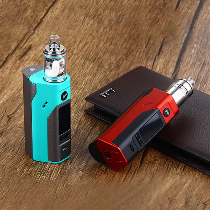 Electronic Cigarette WISMEC Reuleaux RX2/3 Box MOD TC Mode & Theorem RTA Rebuidable Atomizer VS Only rx 23 mod Vape NO Battery