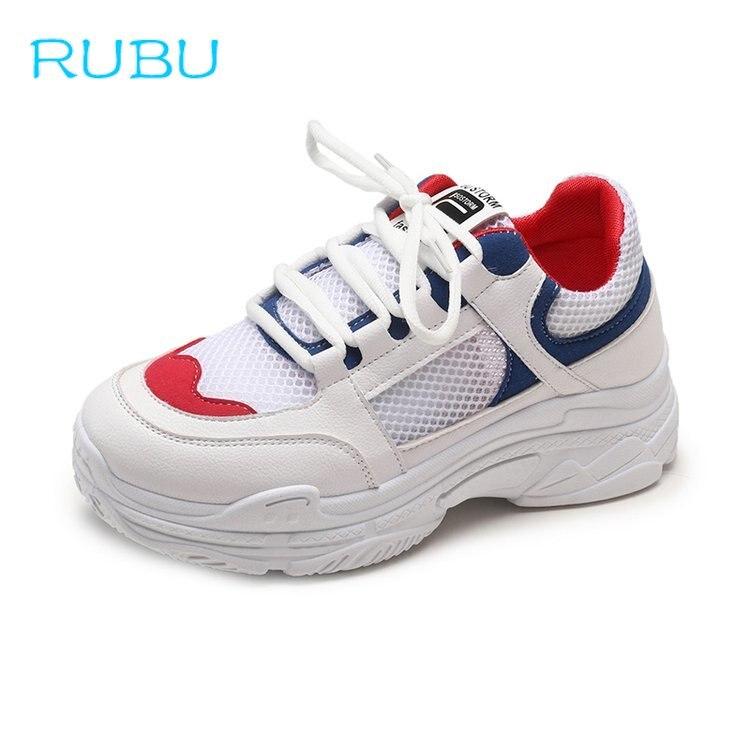 Fashion Street Shooting Women Shoes Harajuku White Sneakers Women Autumn Comfortable Breathable Casual Shoes