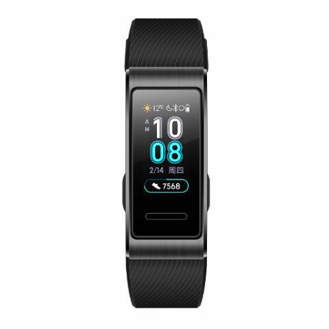 Huawei Band 3/3 Bracelet intelligent Pro 0.95 pouces Tracker natation étanche Bluetooth Fitness Tracker écran tactile