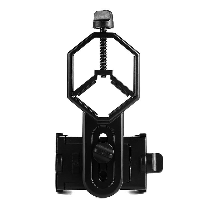 Универсальный адаптер крепления бинокль Монокуляр Зрительная труба телескоп Телефон Поддержка окуляра d: 25-48 мм для телескопа W2546