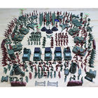 307Pcs Soldier Kit Grenade Tank Aircraft Rocket Army Men Sand Scene Model Kids Children Toy Funny