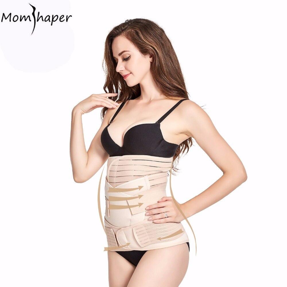 3 teile/los Verband Mutterschaft Postnatale Gürtel Schwangerschaft Verband Bauch Band taille korsett Schwangere Frauen Dünne Shapers unterwäsche