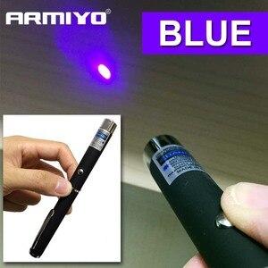 Armiyo 5mW 405nm blue-violet D