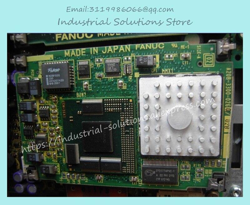 Original A20B-3300-0260 FANUC A20B-3300-0260 CIRCUIT BOARD A20B-3300-0260 CNC SPARE PART A20B-3300-0260 dhl ems 1pc for fanuc a20b 3900 0132